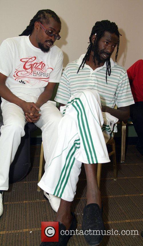 Buju Banton Beenie Man Reggae Fest
