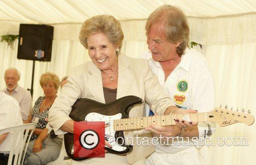 David English, John Altman Bunbury celebrity charity cricket...
