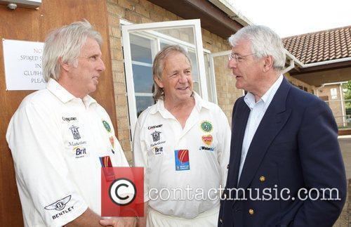 Bunbury celebrity charity cricket match between Alconbury and...