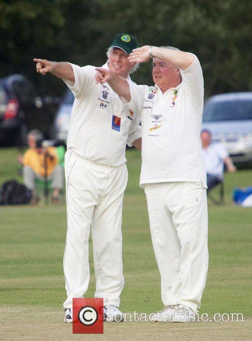 Jeff Thomson, Joe Kinnear Bunbury celebrity charity cricket...