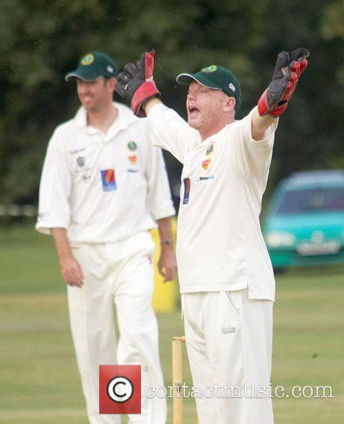 Perry Groves Bunbury celebrity charity cricket match between...