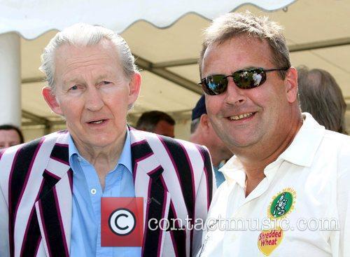 Julian Wilson, Graham Cowdrey Charity cricket match between...