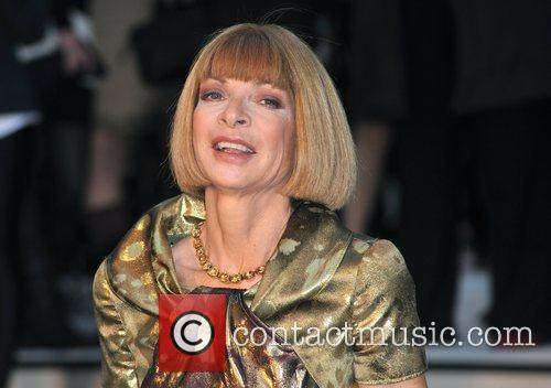 Anna Wintour Burberry Closing Party for London Fashion...