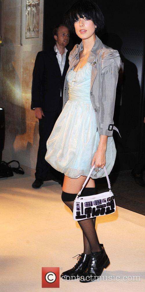 Agyness Deyn 25th anniversary London Fashion Week Spring/Summer...