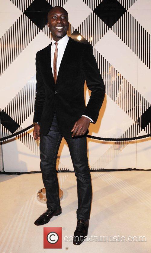Ozwald Boateng 25th anniversary London Fashion Week Spring/Summer...
