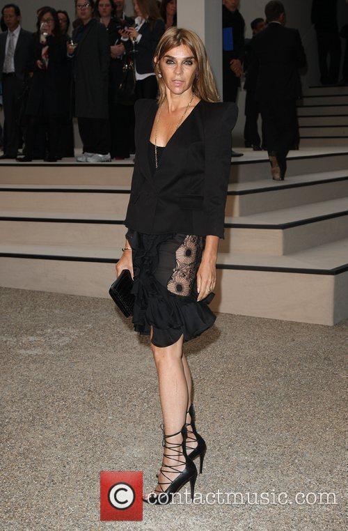 Carine Roitfeld, London Fashion Week