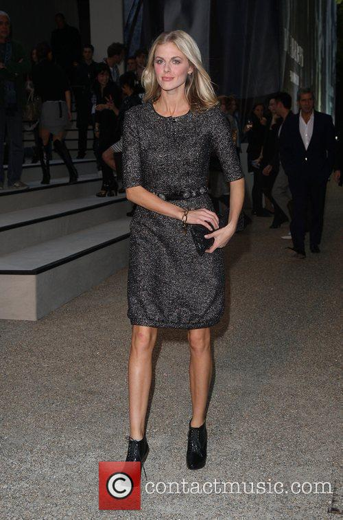 Donna Air Burberry Closing Party for Fashion week...