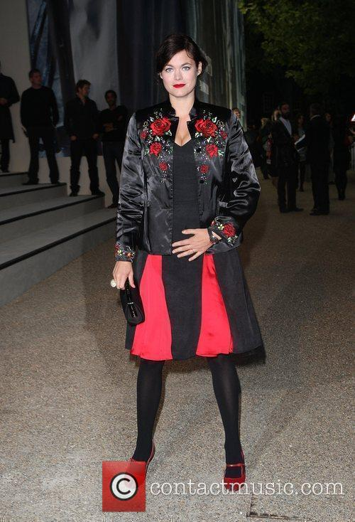 Jasmine Guinness Burberry Closing Party for Fashion week...