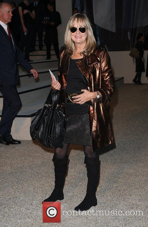 Twiggy Burberry Closing Party for Fashion week 25th...