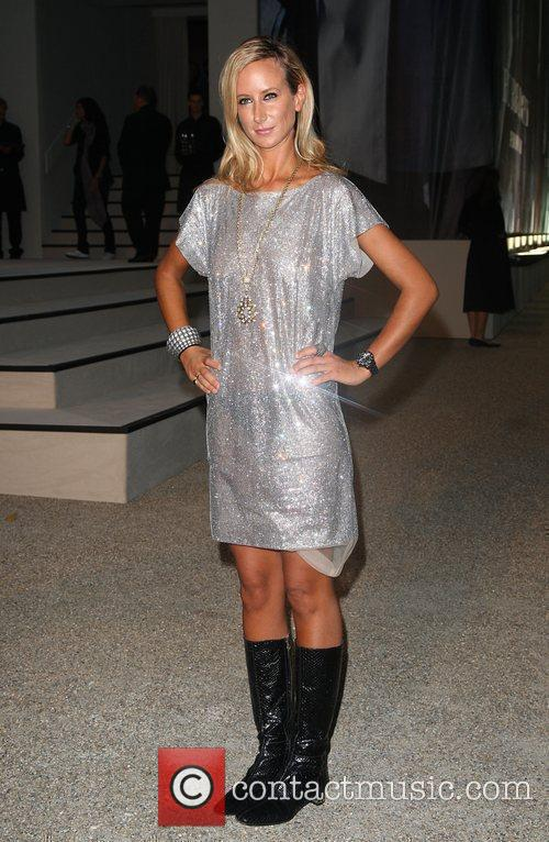 Lady Victoria Hervey Burberry Closing Party for Fashion...