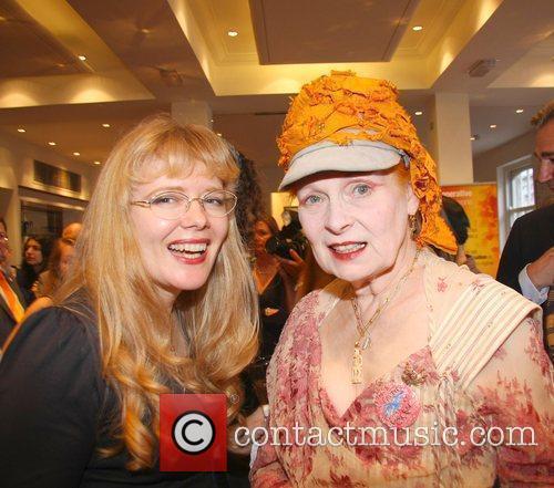 Vivienne Westwood and Bafta 2