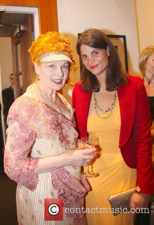 Vivienne Westwood and Bafta 3