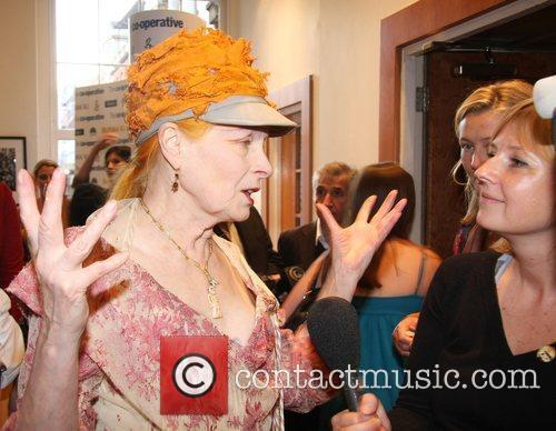 Vivienne Westwood and Bafta 4