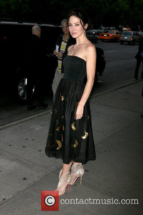 New York premiere of 'The Burning Plain' at...
