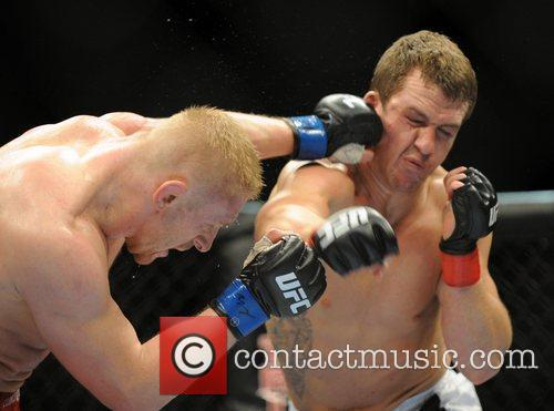 The Ultimate Fighting championships UFC 105 held at...