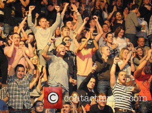 The Ultimate Fighting Championships Ufc 105 Held At The Manchester News Arena 1
