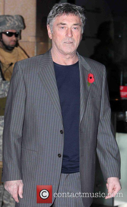 Bill Murray  arriving at the UK launch...