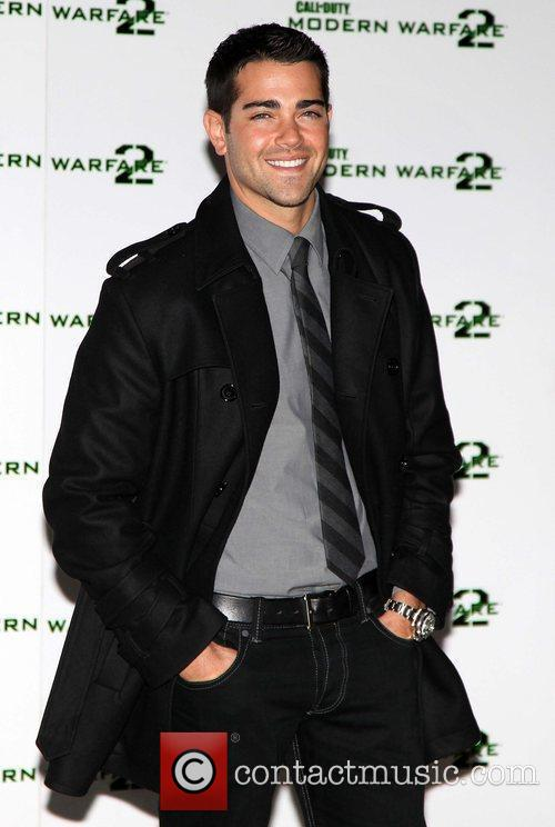 Jesse Metcalf  arriving at the UK launch...
