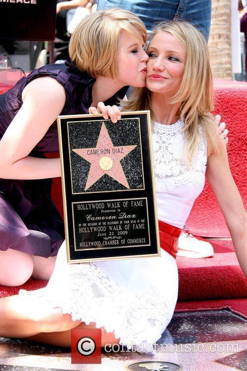 Sofia Vassilieva, Star On The Hollywood Walk Of Fame and Walk Of Fame