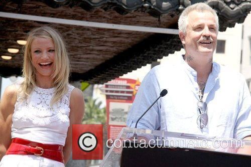 Cameron Diaz, Nick Cassavetes, Star On The Hollywood Walk Of Fame and Walk Of Fame