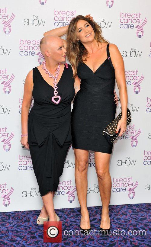 Lisa Snowdon and Gail Porter 2