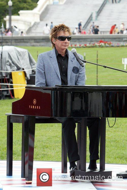 Barry Manilow PBS and the National Park Service...