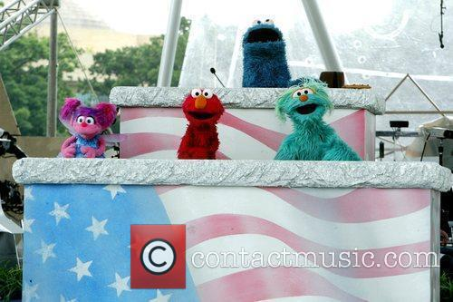 PBS and the National Park Service hold a...