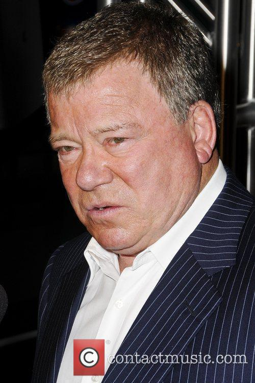 William Shatner and Star Trek 7