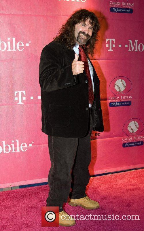 Mick Foley Carlos Beltran Foundation Gala held at...