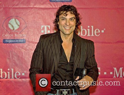 Osvaldo Rios Carlos Beltran Foundation Gala held at...