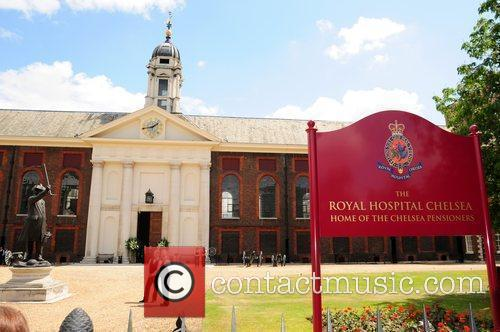 The Royal Hospital in Chelsea where Carly Zucker...