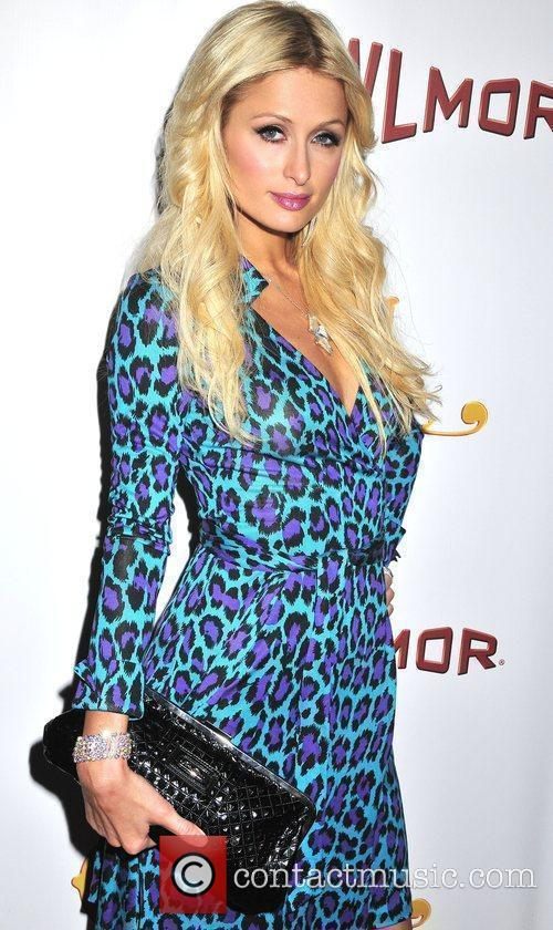 Paris Hilton hosts the grand opening of 'Carnival'...