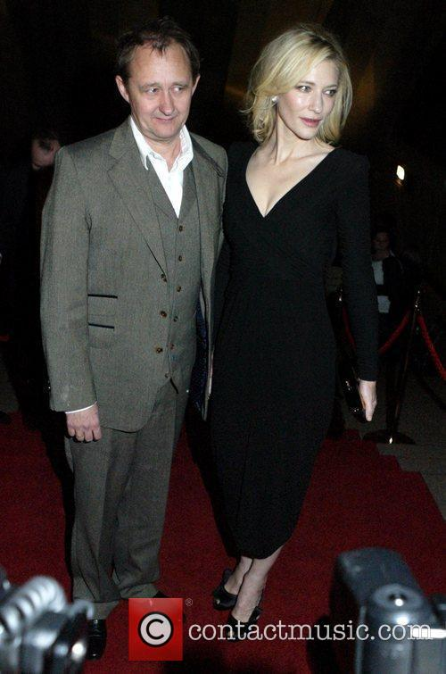 Cate Blanchett and Andrew Upton The Helpmann 2009...