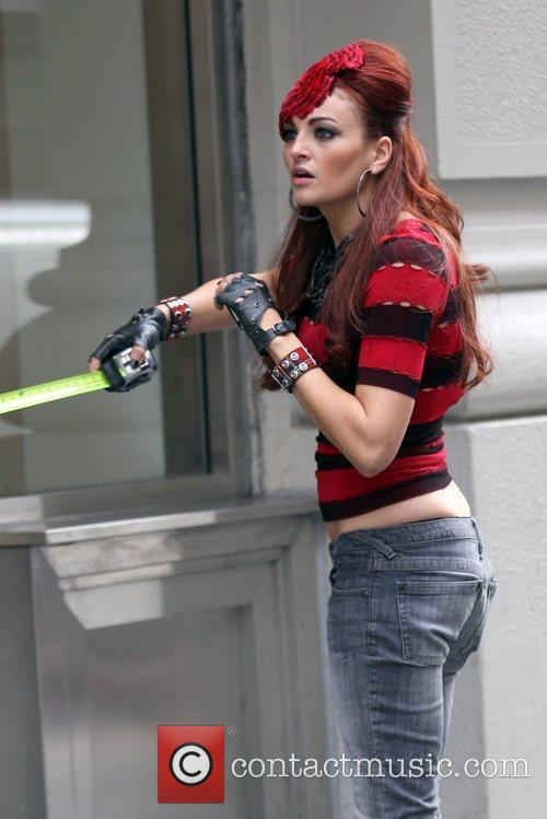 Picture - Maria Kanellis New York City, USA, Wednesday 21st October