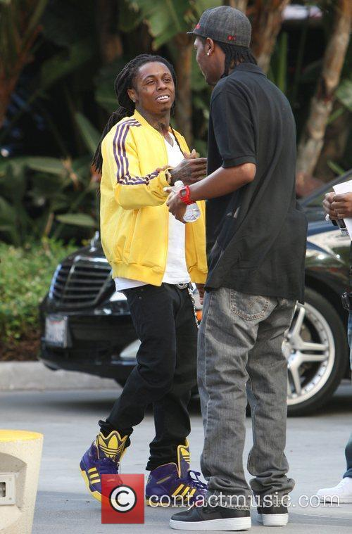 Lil Wayne, Staples Center