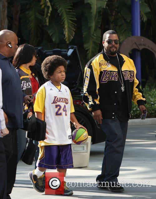 Ice Cube and Family 1