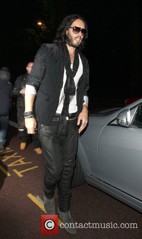 Russell Brand 2009 Music Industry Trusts' Awards 2009...