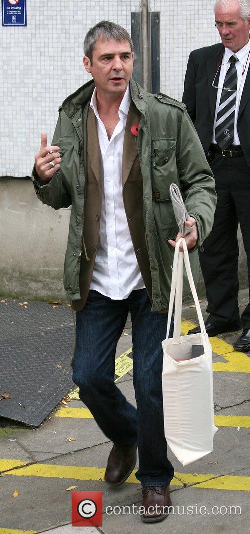 Neil Morrissey outside the ITV studios  London,...