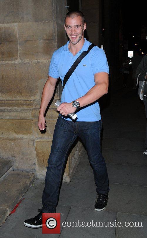 Kris Smith returns to his hotel where he...