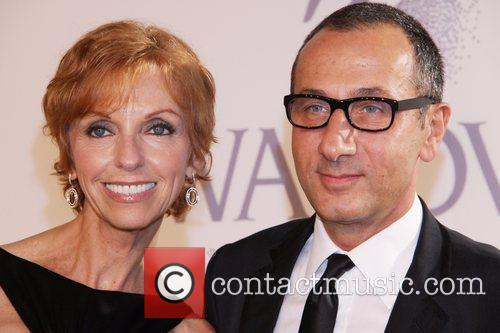 Susan Sokol and Cfda Fashion Awards 2