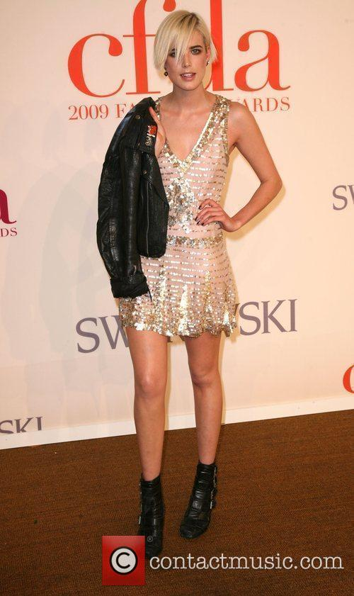 Agyness Deyn and Cfda Fashion Awards 5