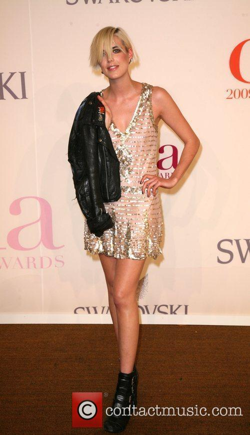 Agyness Deyn and Cfda Fashion Awards 4