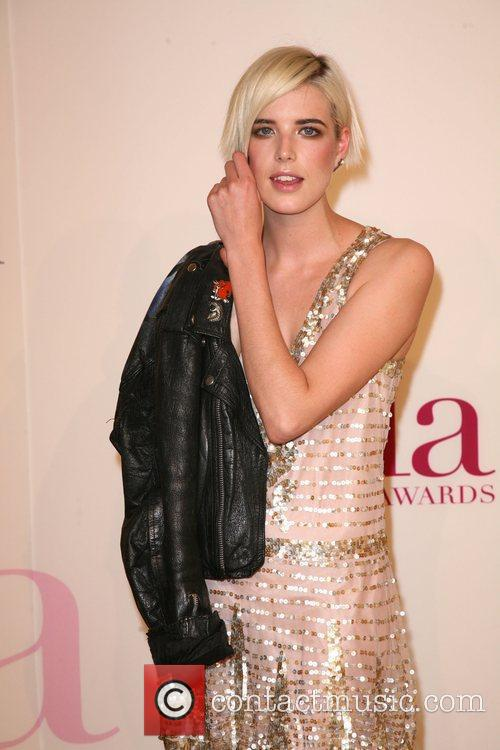 Agyness Deyn and Cfda Fashion Awards 1