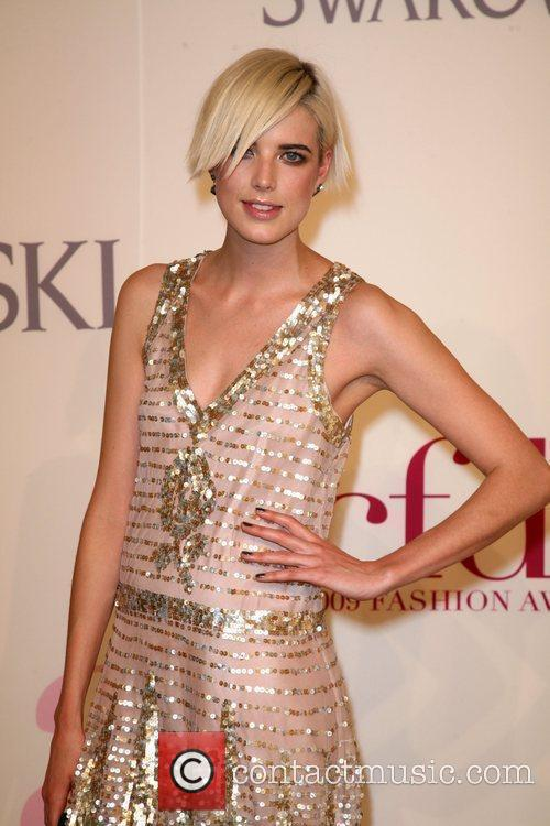 Agyness Deyn and Cfda Fashion Awards 6