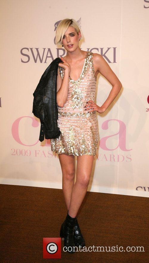Agyness Deyn and Cfda Fashion Awards 2