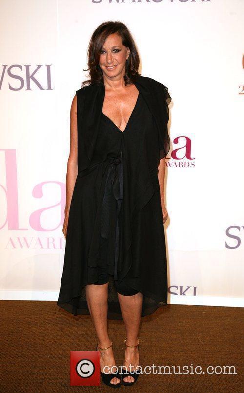 Fashion Designer Donna Karan