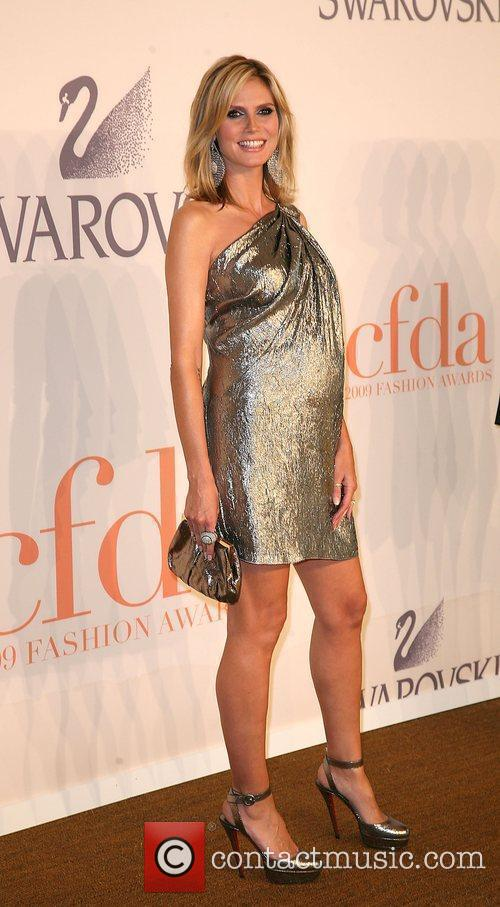 Heidi Klum and Cfda Fashion Awards 6