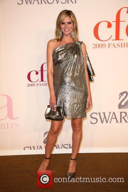 Heidi Klum and Cfda Fashion Awards 5
