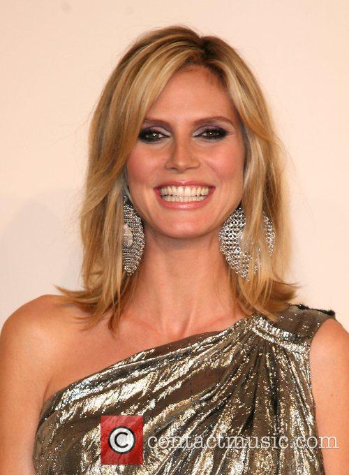 Heidi Klum and Cfda Fashion Awards 4