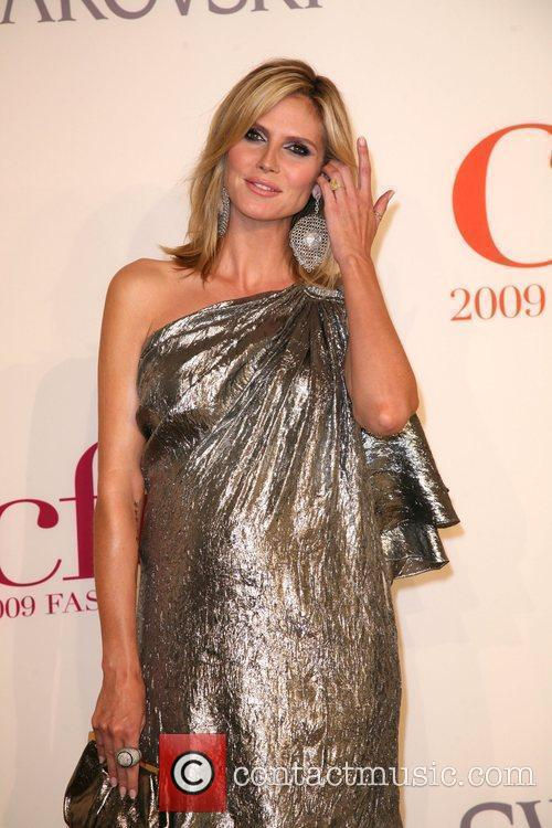 Heidi Klum and Cfda Fashion Awards 3